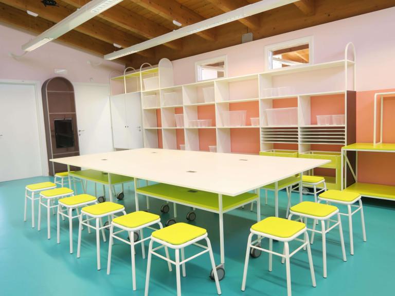Scuola Primaria_Via Gaeta_Pontenure_Andrea Cattabriga